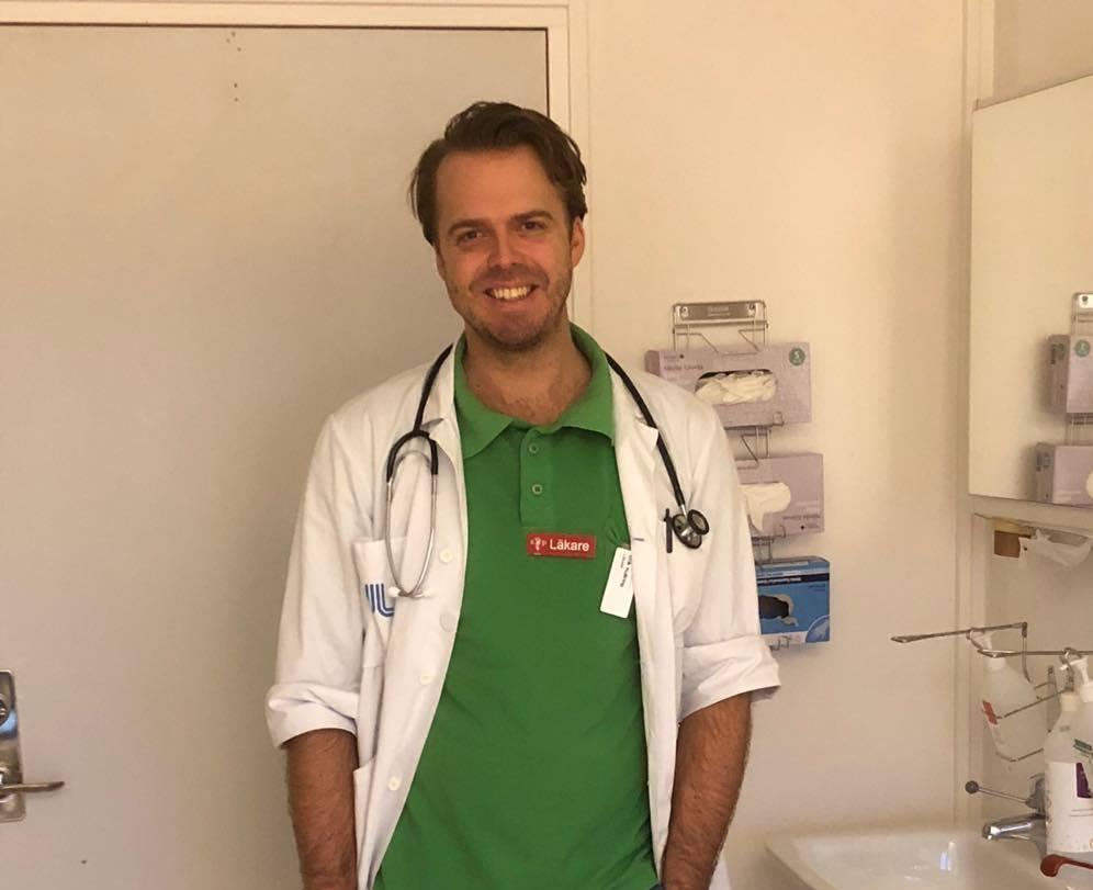 Erik – Dokter