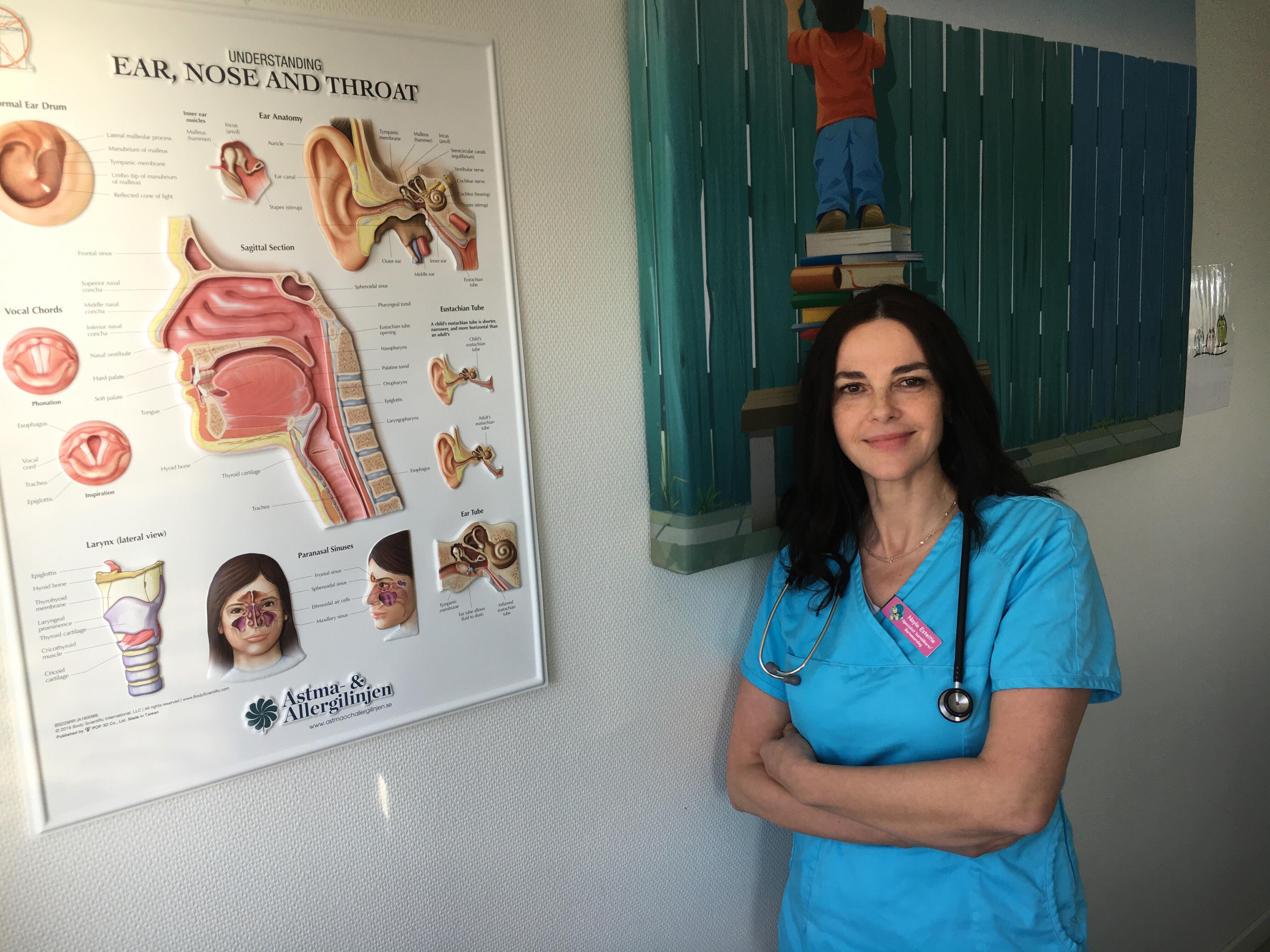 Nayla – Dokter